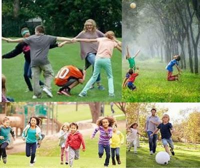 Enjoy your life With children( বাচ্চাদের সাথে আপনার জীবন উপভোগ করুন)
