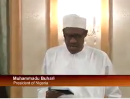 President Buhari says he would rather invest in agriculture than give N5k to unemployed ...
