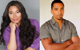 hristian Keyes & his ex-girlfriend Baje Fletcher picture attached together