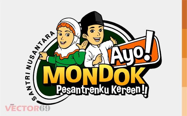 Ayo! Mondok, Pesantrenku Kereen!! Logo - Download Vector File AI (Adobe Illustrator)