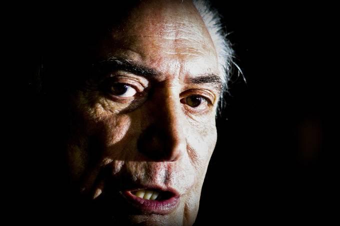 Temer: escândalo afunda o governo (Luciano Belford/AGIF/Divulgação)
