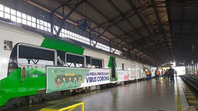 Sembrani TRAIN will reoperate 10 July 2020