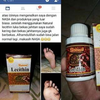 harga lecithin nasa