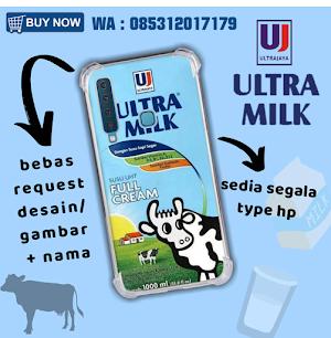 Casing HP Susu Ultra Milk