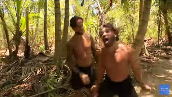 Survivor 4:  Νέο απόσπασμα από το σημερινό 10/5 επεισόδιο - Ο Ασημακόπουλος κάνει τον Κόρο (video)