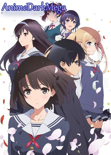 [AnimeDarkMega] Descargar Saenai Heroine no Sodatekata ♭ 2nda Season [11/11] por Mega
