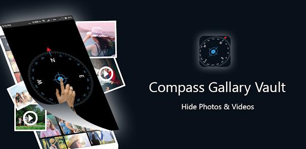 Compass Gallery Vault - Hide Photos & Videos (AdFree)