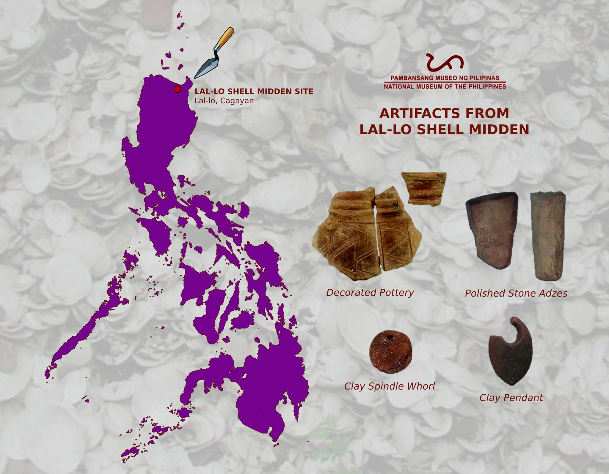 Archeology: Shell Midden Sites in the Municipality of Lal-lo, Cagayan
