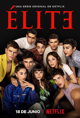 Élite - Temporada 4 - Poster
