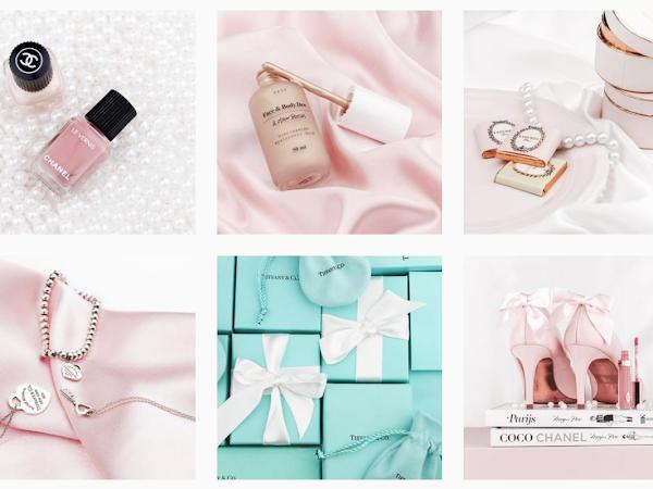 Tips voor een aesthetically pleasing Instagram feed