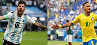 مشاهدة مباراة البرازيل والأرجنتين بث مباشر اليوم 3-7-2019 في نصف نهائي كوبا امريكا