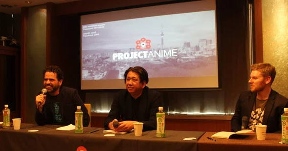 Legendary Comics, Produser Sunrise Bahas Gundam Live-Action