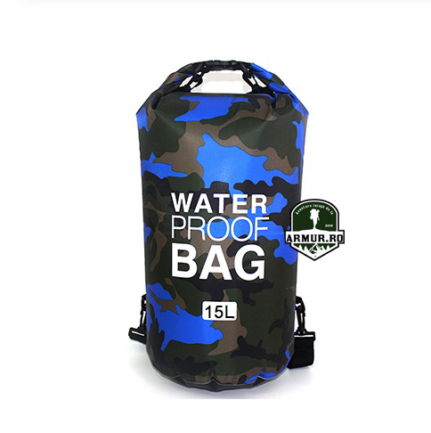 Sac impermeabil, Rucsac,  Outdoor Bag Portable Waterproof Backpack