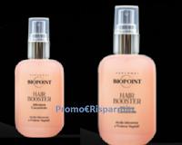 Logo Diventa una delle 100 tester Biopoint Hair Booster