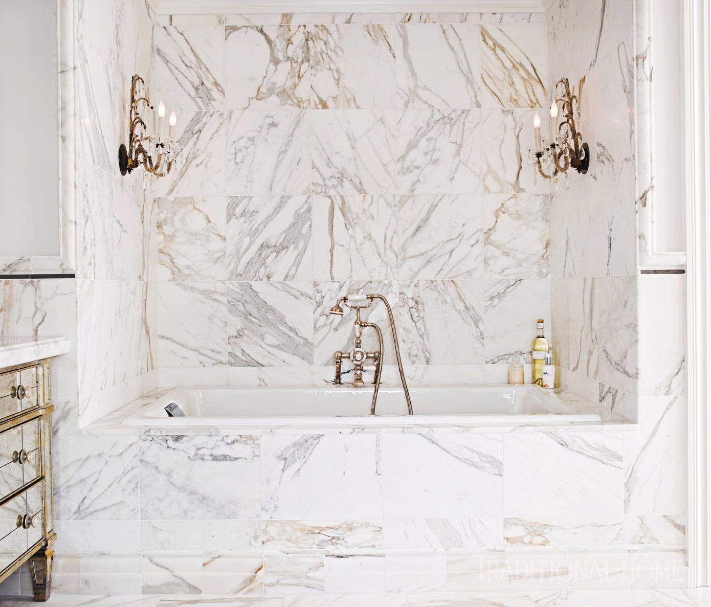Redux | Décor Inspiration: A Powder Room by Designer Carrie Hayden, Seattle