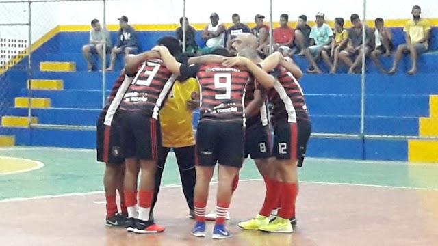Grandes jogos de Futsal nesta Quinta-feira em Arara
