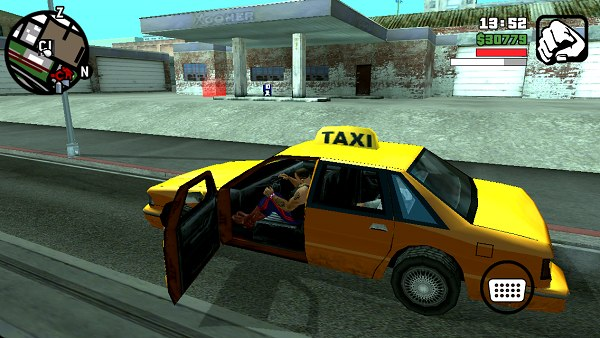 GTA San Andreas Lite Mod Apk Unlimited Money