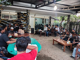 DPD PEKAT IB Jepara Gelar Buka Puasa Bersama Dan Sosialisasi Koperasi Jasa Pekat Nusantara