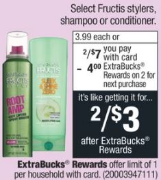 Garnier CVS Early Activation Deal - 921 Only