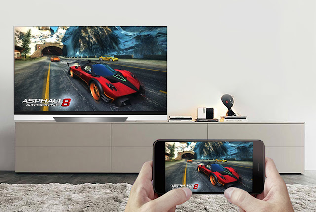 Smart Tivi OLED LG 4K 65 inch 65E8PTA