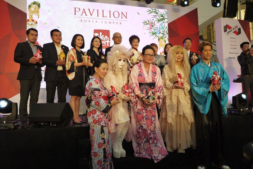 Organised By G Yu Creative Company The Exhilarating Japan Expo Malaysia 2017 JEMY Coincides With 6th Anniversary Celebration Of Pavilion KLs