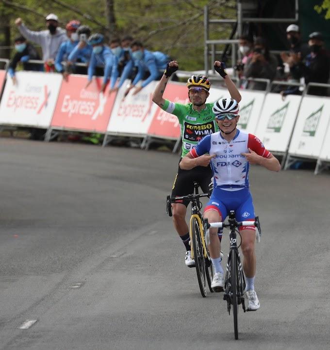 Vuelta al País Vasco 2021 - 6ª etapa
