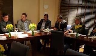 Bivar participa de jantar com Moro após ser alvo de ataque público de Bolsonaro