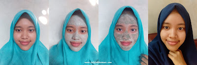 Review N'PURE Cica Chocomint Clay Mask