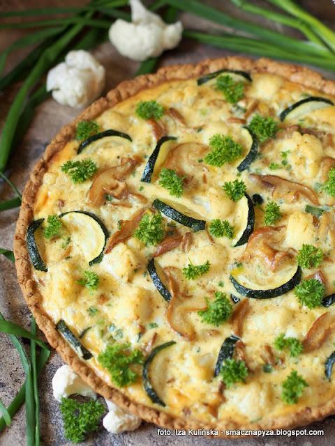 grzyby lesne, piaskowiec modrzak, farsz grzybowy, zapiekanka z grzybami, kolacja, co na obiad, kruche ciasto, domowe wypieki