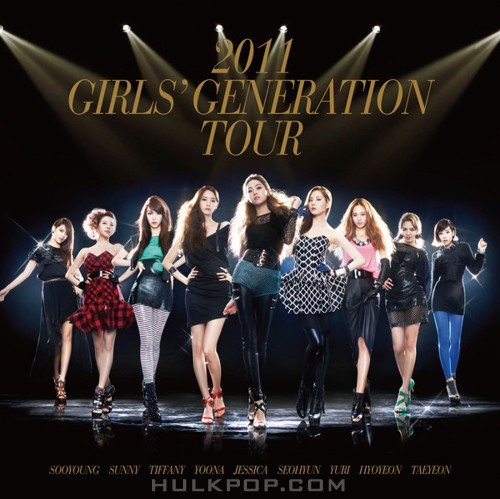 Girls' Generation – 2011 Girls' Generation Tour (FLAC + ITUNES PLUS AAC M4A)