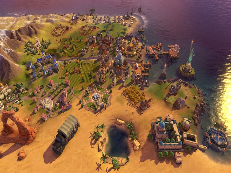 Sid Meier's Civilization VI Rise and Fall PC Game Free Download