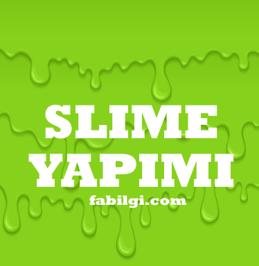 Tutkalsız ve Boraksız Sadece Şampuan ile Slime Yapımı Yeni