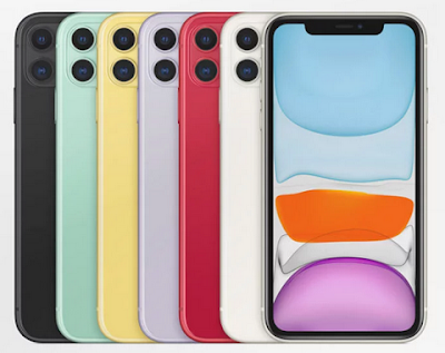 Apple iPhone 11 launched with 6.11-inch Liquid Retina display, A13 Bionic