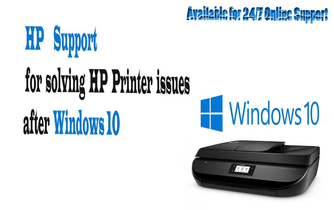 Total Techies Talk: HP Printer After Windows 10 Update Unable To