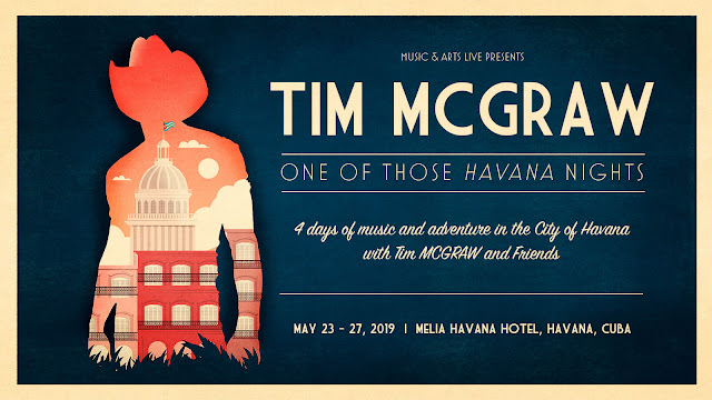TIM MCGRAW: ONE OF THOSE HAVANA NIGHTS