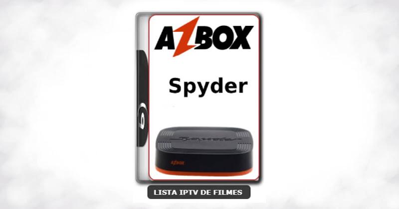 Azbox Spyder ACM Nova Atualização Satélite SKS 107.3w ON V1.012