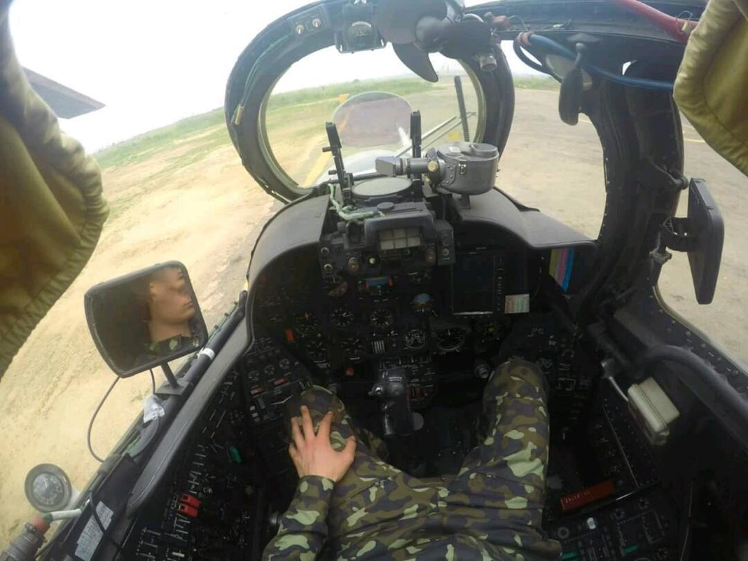 Кабіна М-24ПУ1