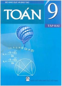 Sách Giáo Khoa Toán Lớp 9 Tập 2