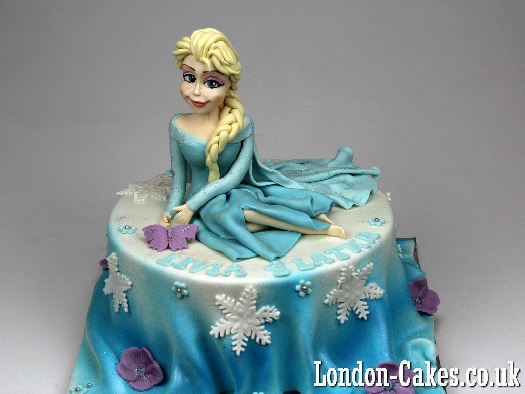 Fresh Cream Birthday Cakes London