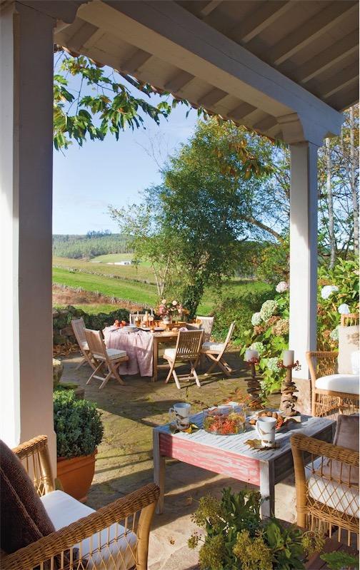 El jardín también es para el otoño chicanddeco