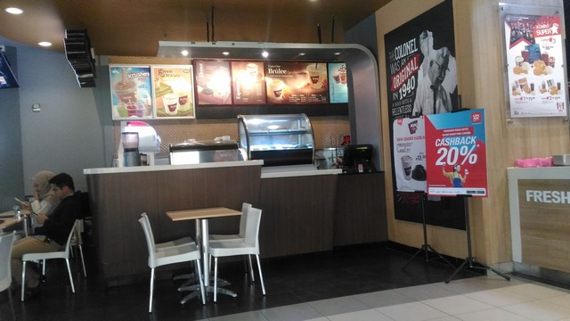 Coffee Bar - KFC