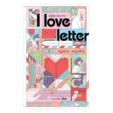 I Love Letter – Những Cánh Thư ebook PDF-EPUB-AWZ3-PRC-MOBI
