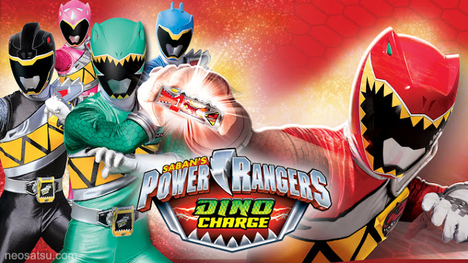 Power Rangers Dino Charge Batch Subtitle Indonesia