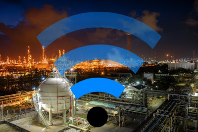 Wireless Networking in Industrial Plants