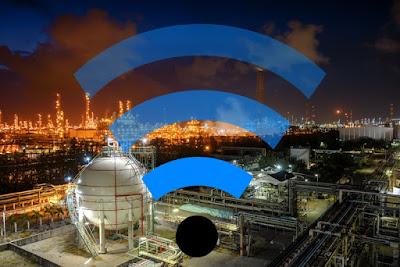 Wireless Networking in Industrial Plants