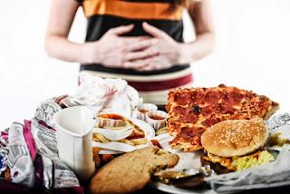 Ciri Ciri cara Diet Ketat Alami yang Salah