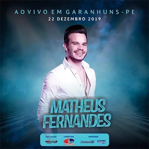 Matheus Fernandes - Garanhuns - PE - Dezembro - 2019