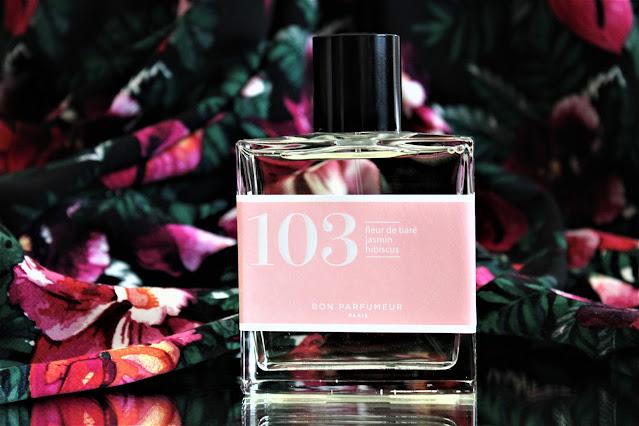 bon parfumeur 103 avis, bon parfumeur, parfums bon parfumeur, bon parfumeur avis, bon parfumeur parfum 103, parfum au monoï, meilleur parfum femme, meilleur parfum été, parfum 103