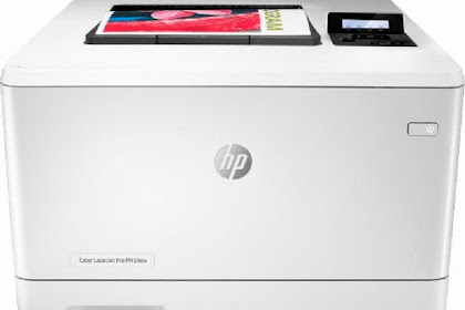 HP Laserjet Pro M454nw Drivers Download