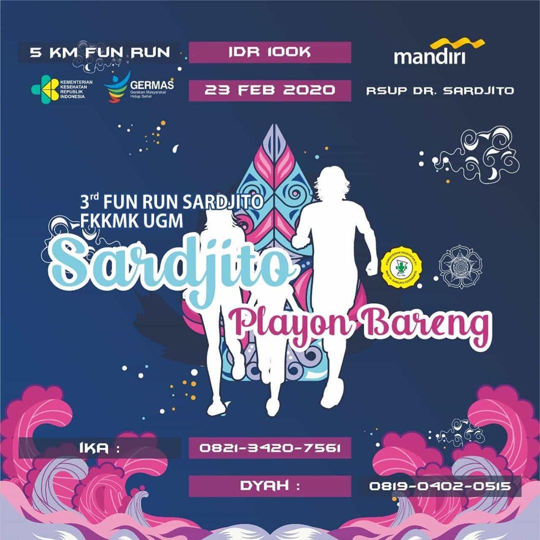 Sardjito Playon Bareng • 2020